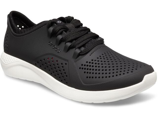 Crocs LiteRide Pacer Zapatillas Mujer, black
